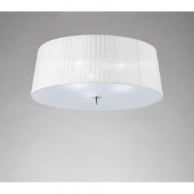 Светильник потолочный Mantra Loewe Chrome 4640