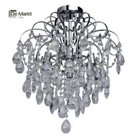 Светильник потолочный DeMarkt Бриз 464017106