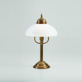 Лампа настольная Berliner Messinglampen V23-48opB