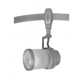 Трековый светильник Arte Rails Heads A3056PL-1SI