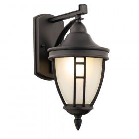 Светильник уличный настенный Maytoni Novara O027WL-01B