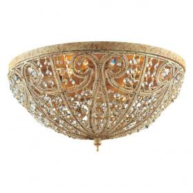 Светильник потолочный N-Light 5941/3 Queen's Ivory