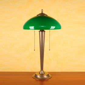 Лампа настольная Berliner Messinglampen V16-98grB