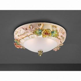 Светильник потолочный La Lampada PL 1206/2.26 Ceramic Madreperla
