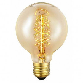 Декоративная лампа накаливания Eglo Vintage E27 60Вт 220V 49504