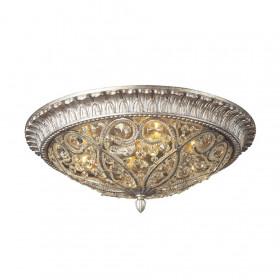 Светильник потолочный N-Light 615-04-03 Sunset Silver