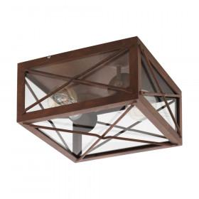 Уличный потолочный светильник Eglo Gaudesi 64751