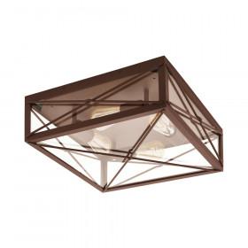 Уличный потолочный светильник Eglo Gaudesi 64752