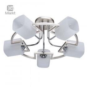 Светильник потолочный DeMarkt Тетро 673011705