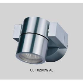 Уличный настенный светильник Crystal Lux CLT 020CW AL