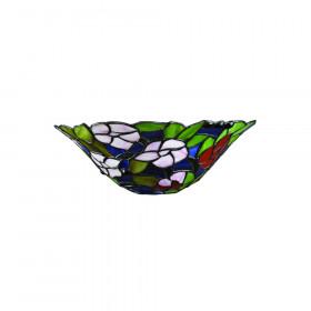 Бра IDLamp Tiffany 705/1-multi