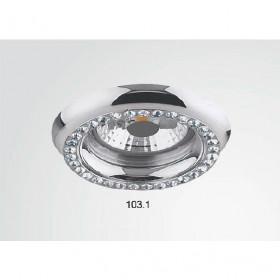 Светильник точечный Crystal Lux 103.1