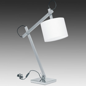 Лампа настольная Lightstar Meccano 766919