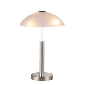Лампа настольная IDLamp Petra 283/3T-Chrome