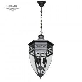Уличный потолочный светильник Chiaro Корсо 2 801010505