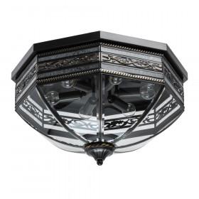 Уличный потолочный светильник Chiaro Корсо 2 801010806
