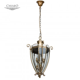 Уличный потолочный светильник Chiaro Мидос 2 802010806