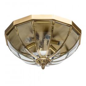 Уличный потолочный светильник Chiaro Мидос 2 802011306