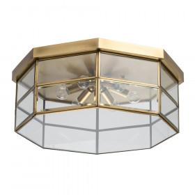 Уличный потолочный светильник Chiaro Мидос 1 802011506