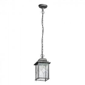 Светильник уличный потолочный MW-Light Бургос 813010401