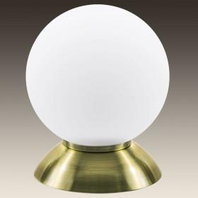 Лампа настольная Lightstar Globo 813911