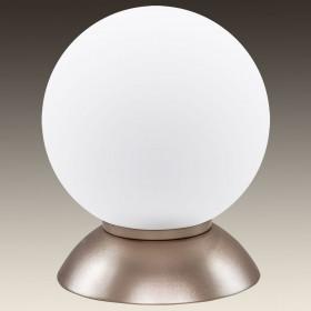 Лампа настольная Lightstar Globo 813913