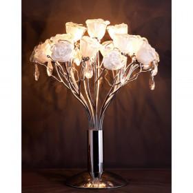 Лампа настольная Eletto Rosa Bianco EL325T04.1