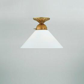 Светильник потолочный Berliner Messinglampen PS09-25opB