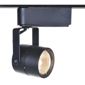 Трековый светильник Arte Lente A1310PL-1BK