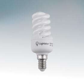 Энергосберегающая лампа Lightstar E14 15 Вт (соответствует 75 Вт)  850 Lm 2700K (теплый белый) 927172