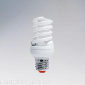 Энергосберегающая лампа Lightstar E27 15Вт (соответствует 75 Вт) 800Lm 2700K (теплый белый) 927452