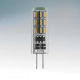 Светодиодная лампа Lightstar 12V G4 1.5W (соответствует 15 Вт) 4200K (белый) 932504