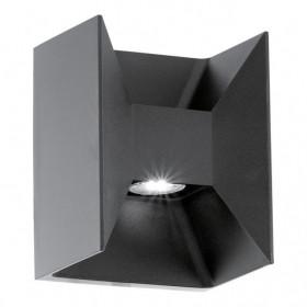 Уличный настенный светильник Eglo Morino 93319