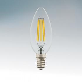 Светодиодная лампа Lightstar 220V E14 6W (соответствует 55 Вт) 4200K (белый) 933504