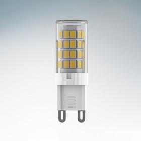 Светодиодная лампа Lightstar 220V JC G9  6W=60W 360G CL 3000K (теплый белый) 940452