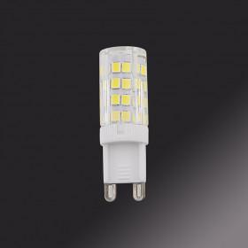 Светодиодная лампа Lightstar 220V JC G9  6W=60W 360G CL 4200K (белый) 940454