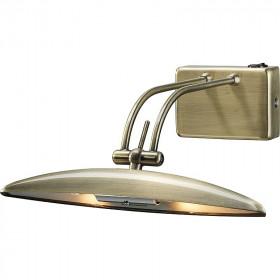 Подсветка для картины N-Light 957/2G9 Antique Brass