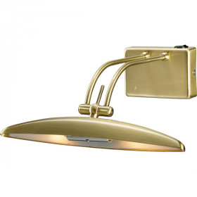 Подсветка для картины N-Light 957/2G9 Satin Gold
