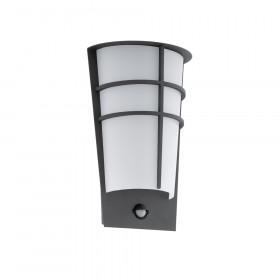 Уличный настенный светильник Eglo Breganzo 1 96018