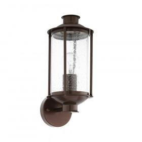 Уличный настенный светильник Eglo Mamurra 96223