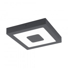 Уличный настенно-потолочный светильник Eglo Iphias 96489
