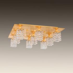 Светильник потолочный Eglo Pyton Gold 97722