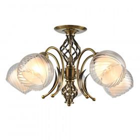 Светильник потолочный Arte Dolcemente A1607PL-5AB