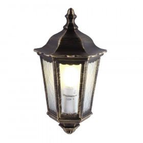 Уличный настенный светильник Arte Portico A1809AL-1BN