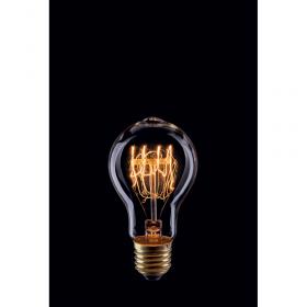 Лампа винтажная общего назначения Voltega 220V A19 E27 60W 210Lm 2800К (белый теплый) 5929