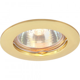 Светильник точечный Arte Basic A2103PL-1GO