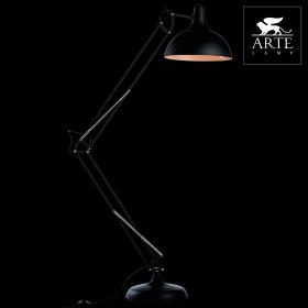 Торшер Arte Goliath A2487PN-1BK