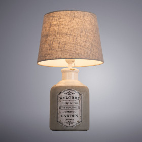 Лампа настольная Arte Isola A4272LT-1GY