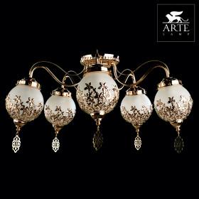 Светильник потолочный Arte Moroccana A4552PL-5GO