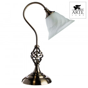 Лампа настольная Arte Cameroon A4581LT-1AB